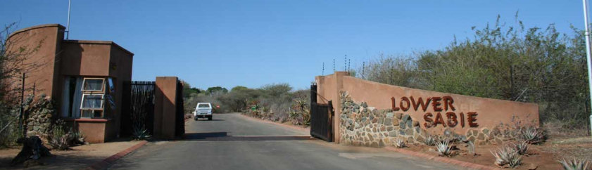 Accommodation in Sabie
